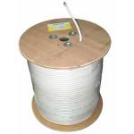 Cablu coaxial cu miezul de cupru rola 305m