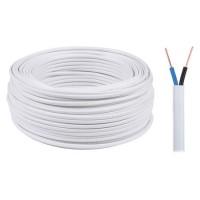 Cablu electric alb rola 100m