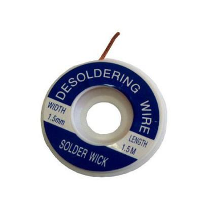 Tresa absorbanta fludor 1.5mm 1.5m