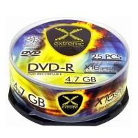 DVD-R 4.7Gb set 25 buc Extreme
