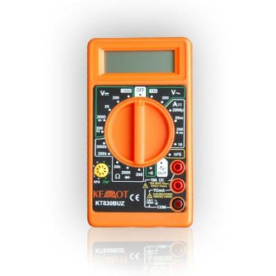Multimetru digital KT830 BUZ