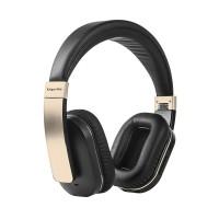 Casti audio bluetooth F5A Gold