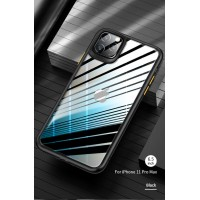 Husa transparenta iPhone 11 Black