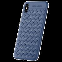 Husa iPhone XS Blue