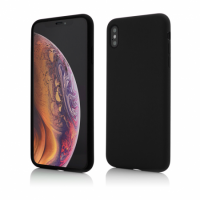 Husa iPhone XS Max soft Black